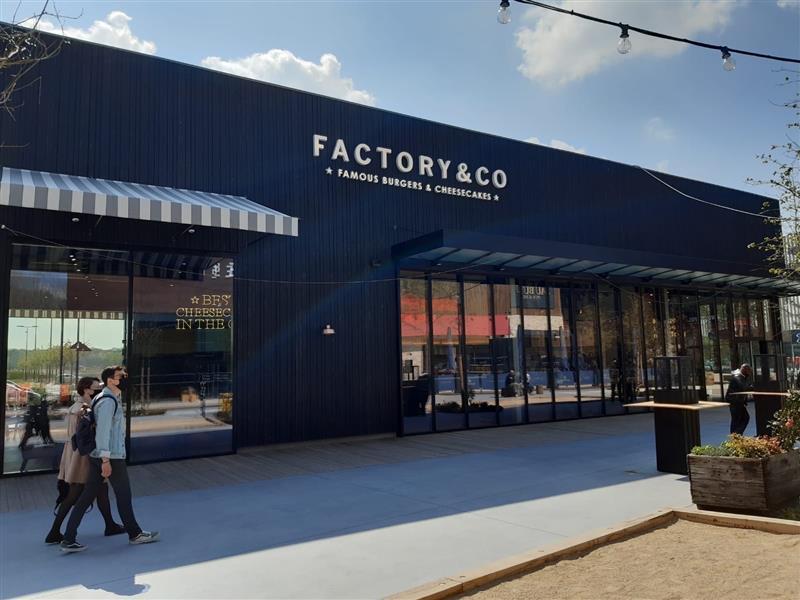 Factory & Co à Shopping Promenade